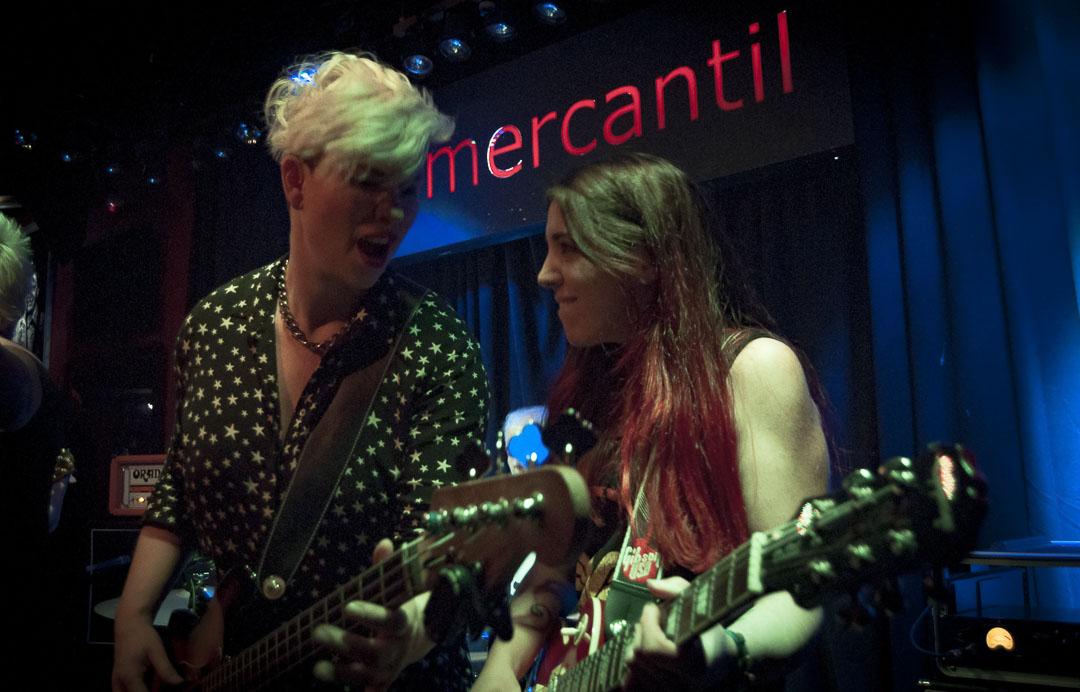 2018-02-17 La Mendinga en Club Conciertos Badajoz