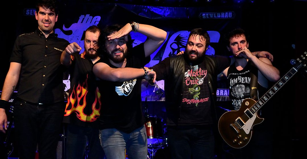 The Buzzos. Satisfactión de Rock & Roll para despedir al Mercantil